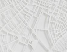les villes en creux
